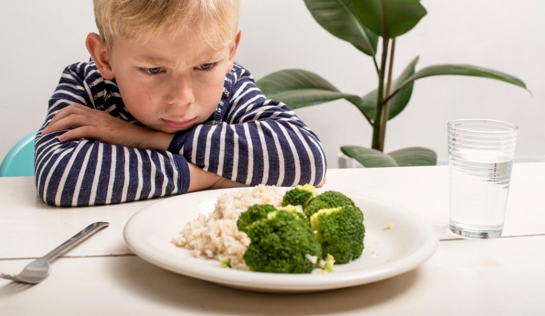 What to Do If Your Child Is a Picky Eater