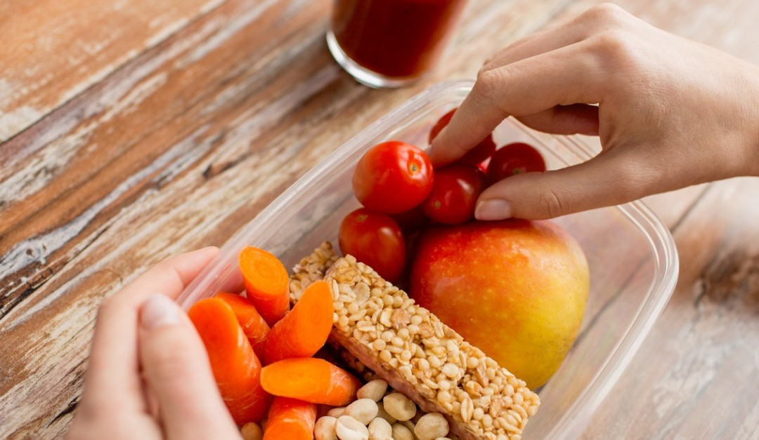 4 Steps to Stronger Lunch-Packing Skills