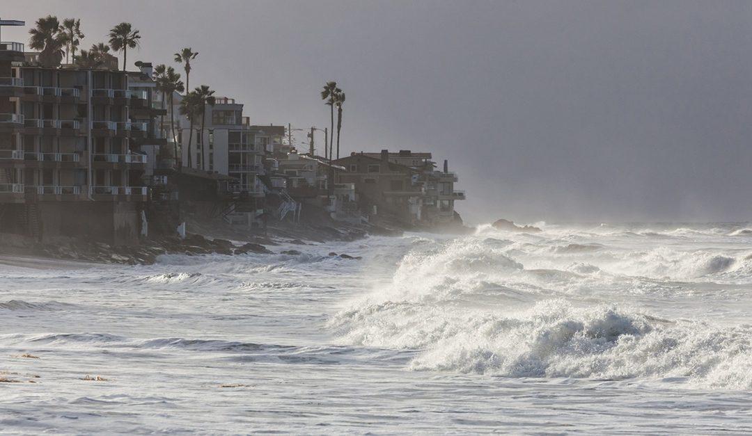 Housing in 2050: 386,000 Homes Impacted by Rising Seas