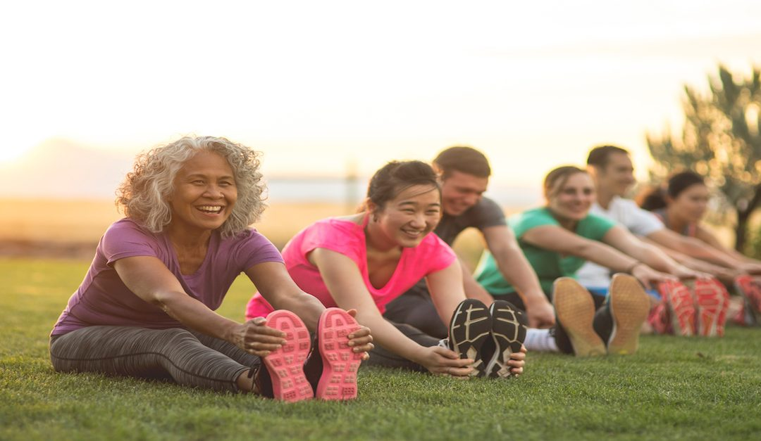 How to Get Your Whole Family to Exercise More