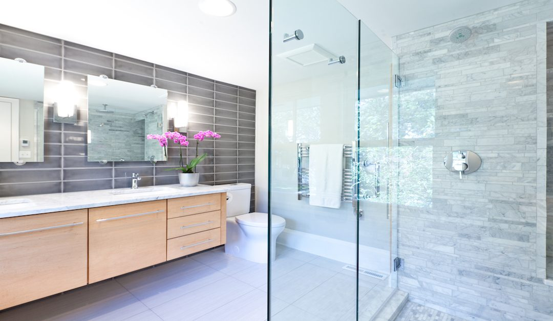 Bathrooms Are Trending Toward Space and Comfort