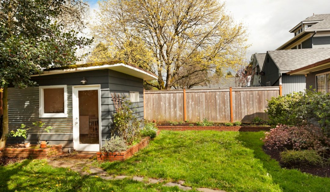 4 Creative Ways to Renovate Your Shed Into a Useful Space