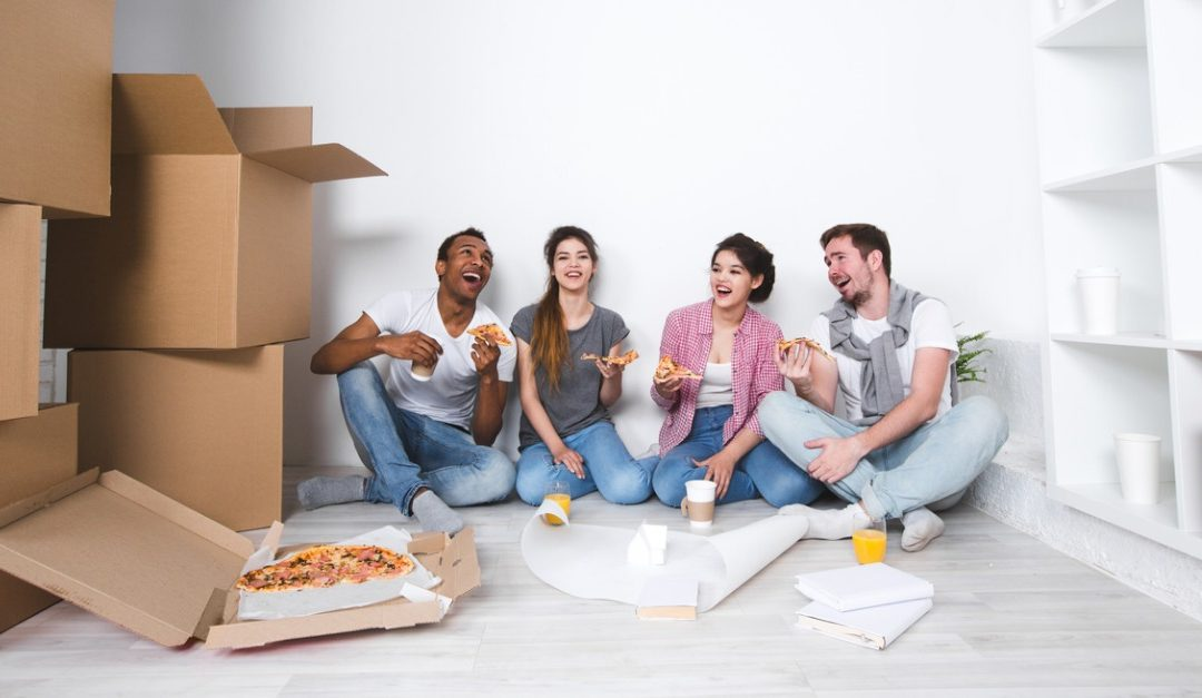 Keys to Buying a Home With Friends