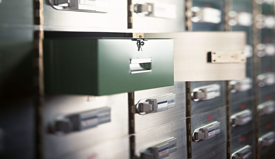 What Not to Keep in a Safe Deposit Box