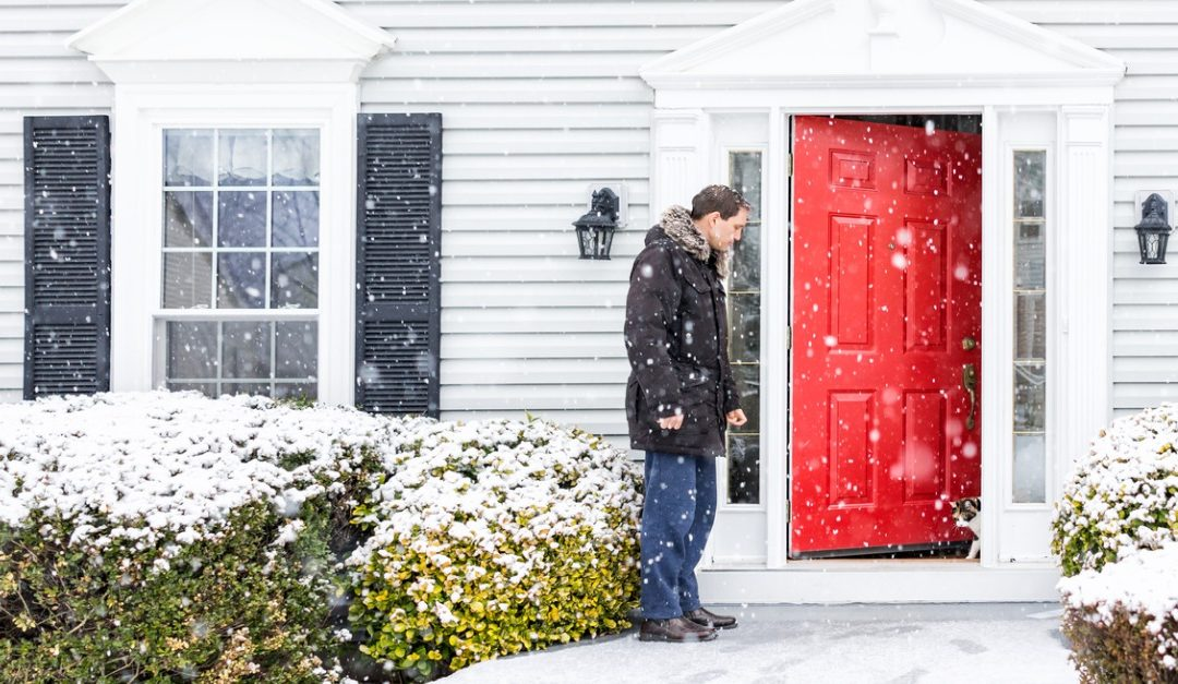 The Perfect Wintertime Open House