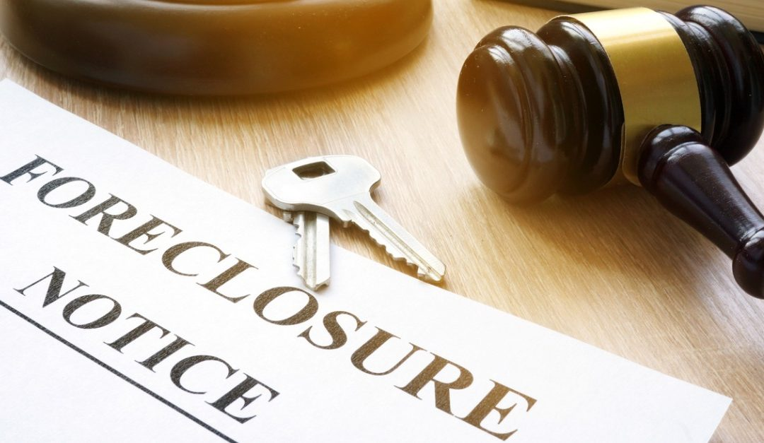 What to Do If You've Received a Foreclosure Notice
