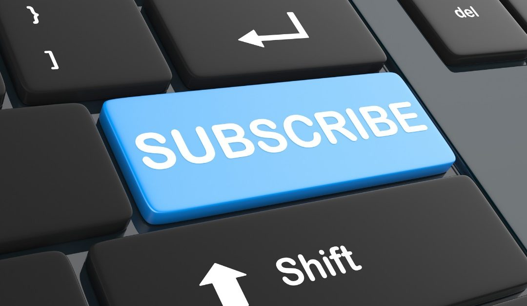 What to Do Before and After Setting Up a Subscription Service