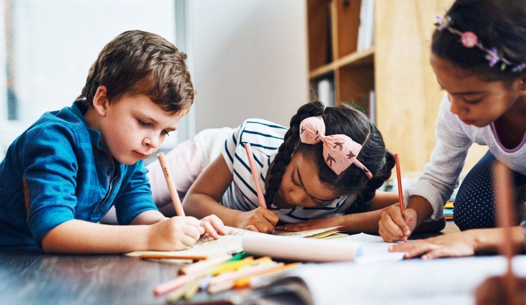 How Art Can Help Children's Development