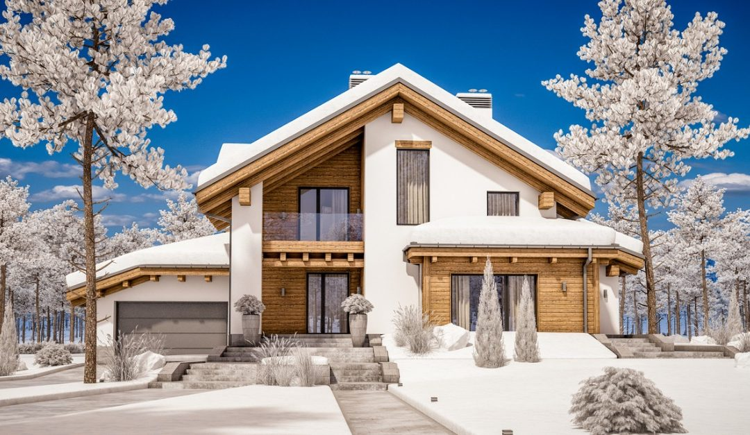 How to Prevent Snow and Ice From Damaging Your Home