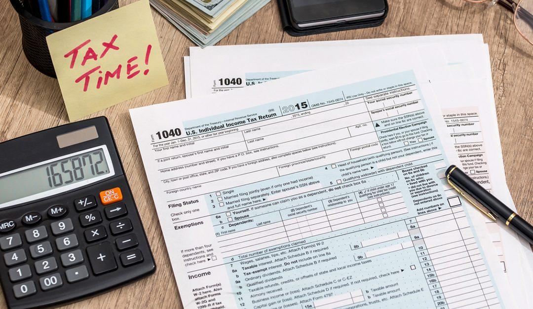 'Tis the Season—for Taxes!