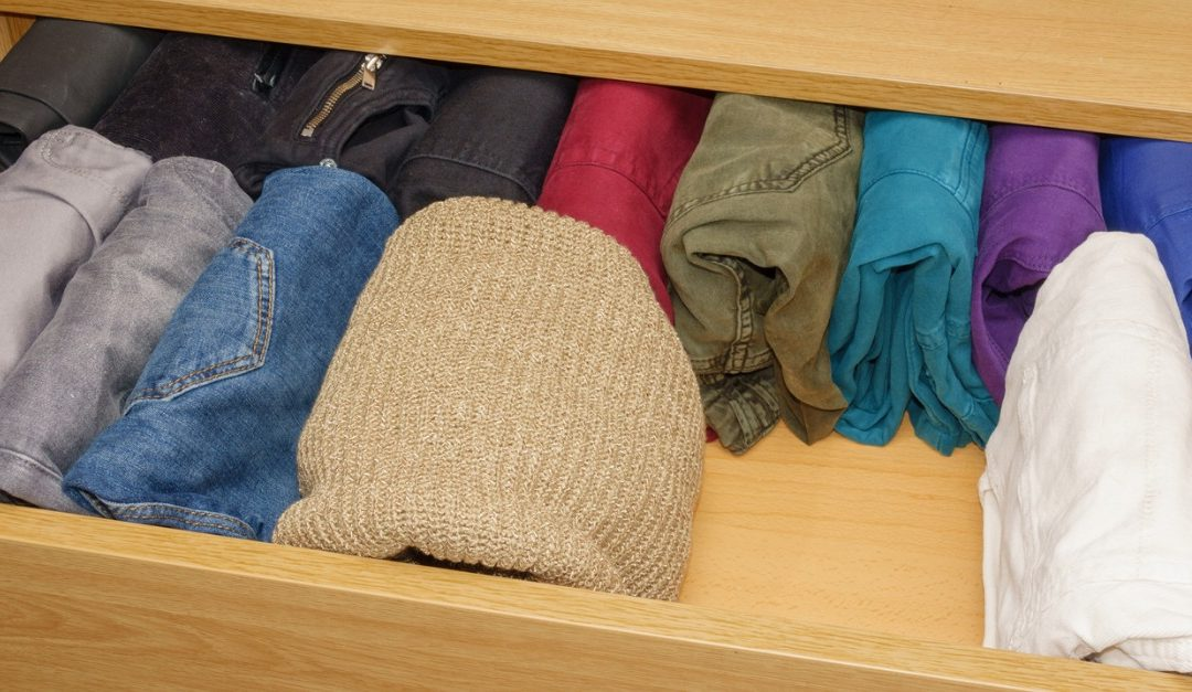 How to Tidy Your Home the KonMari Way