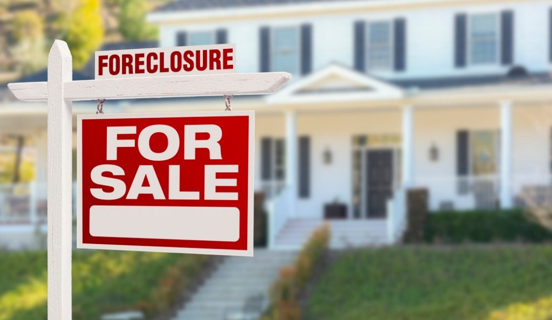 Buying in a Neighborhood With Several Houses in Foreclosure