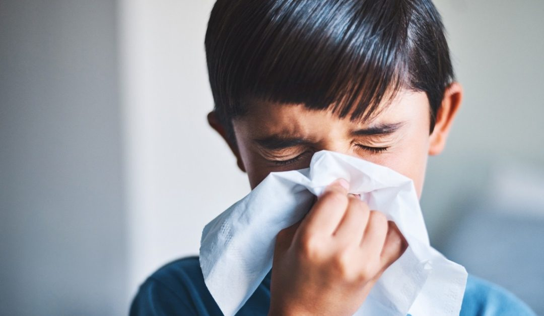 How to Help Your Child Cope With Allergies