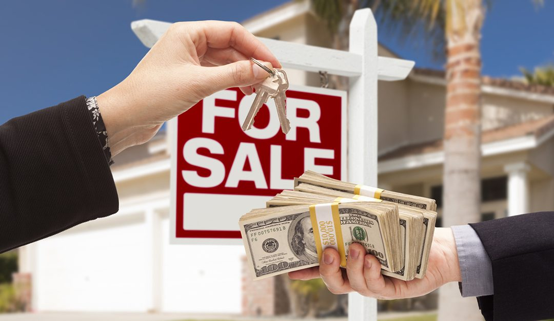 Here's What the Average Homeowner Is Raking in at Resale