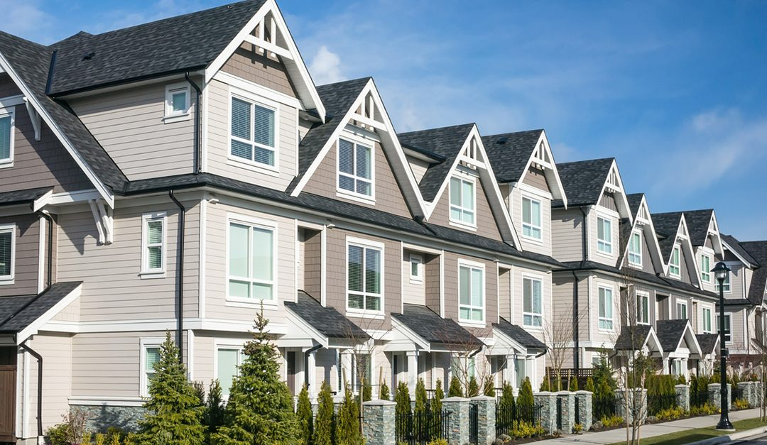Townhouses Are Increasingly the Place to Call Home Nationwide