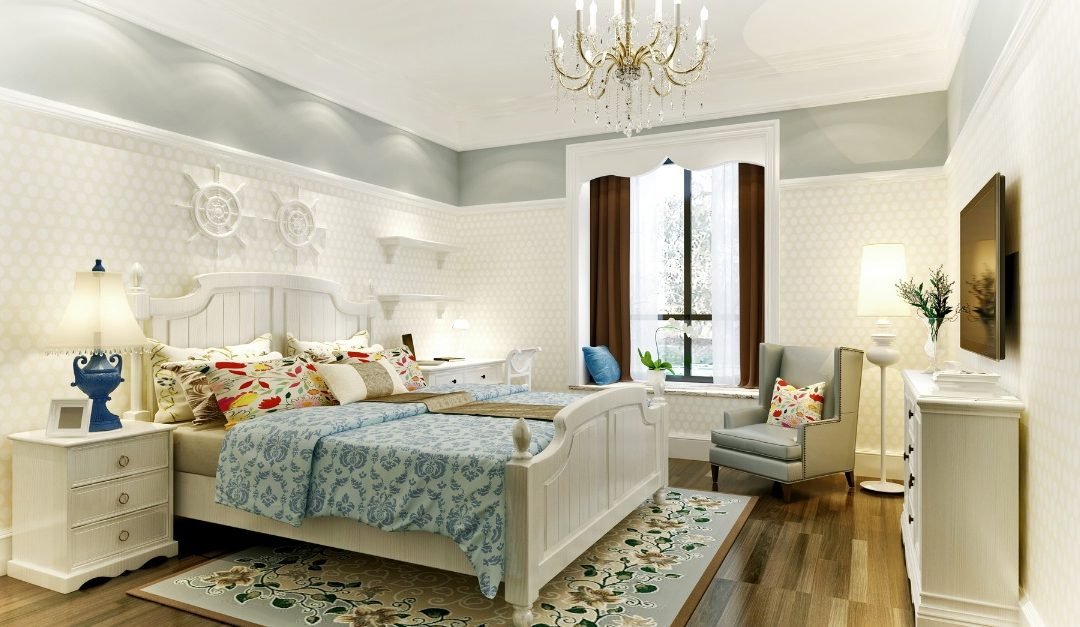 4 Ways to Turn Your Bedroom Into a Sleep Paradise