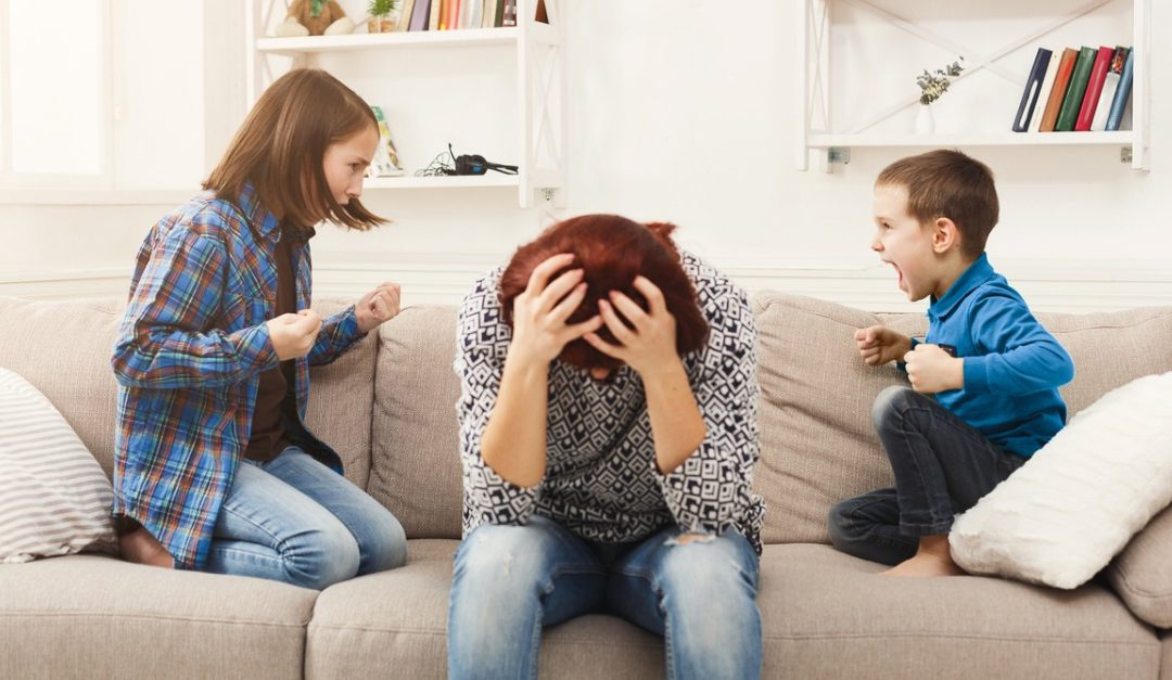 How to Teach Kids to Resolve Conflicts