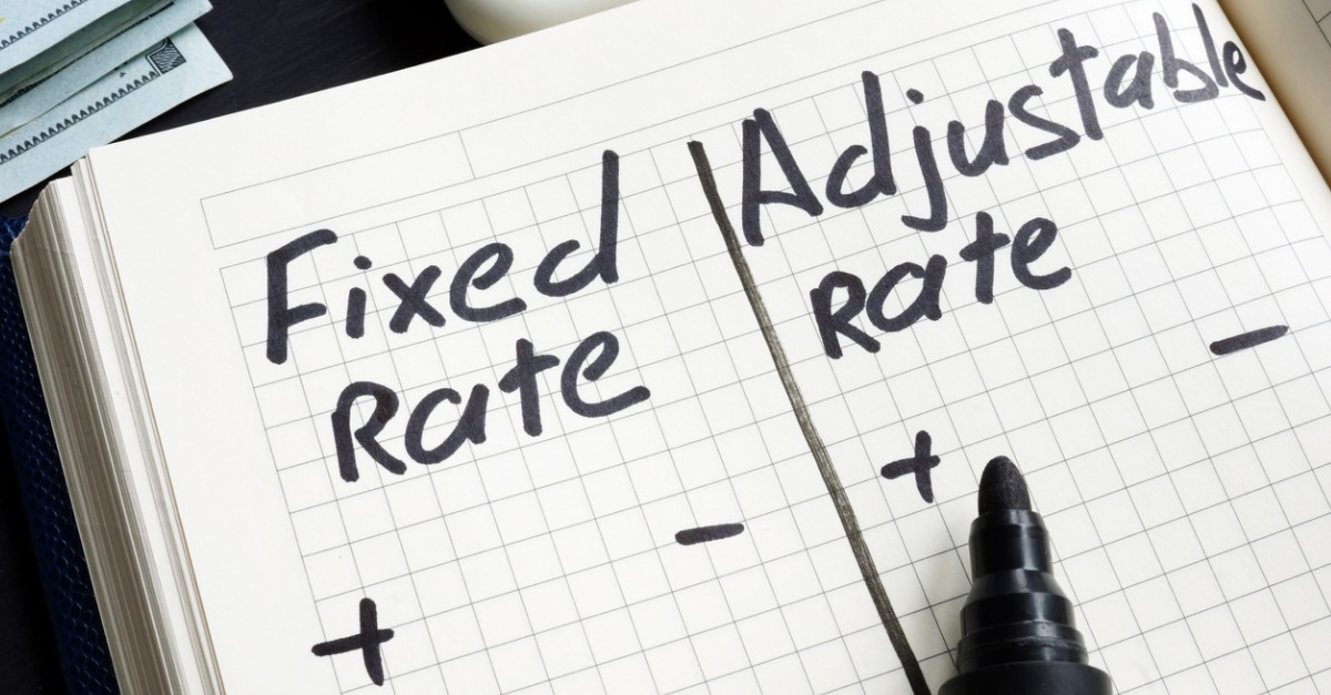 Should You Switch From an Adjustable- to a Fixed-Rate Mortgage?