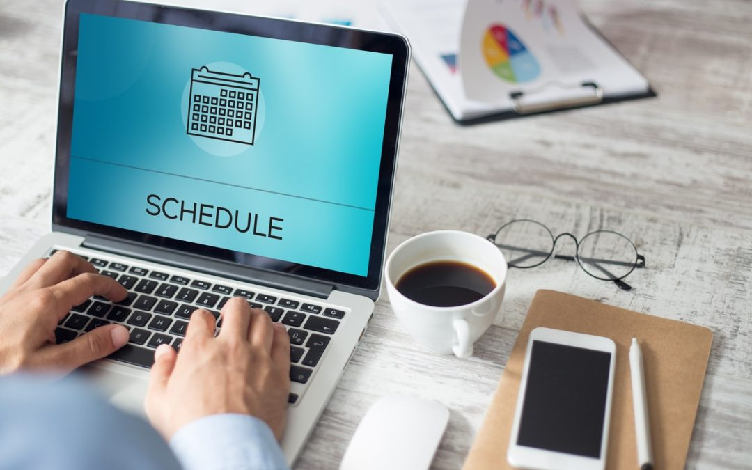 New Agents: Top Scheduling Tactics to Make Your Week Run Smoothly