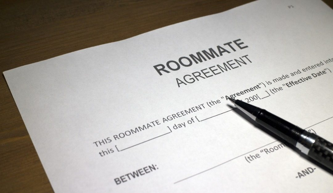 When Renting, Consider a Roommate Contract