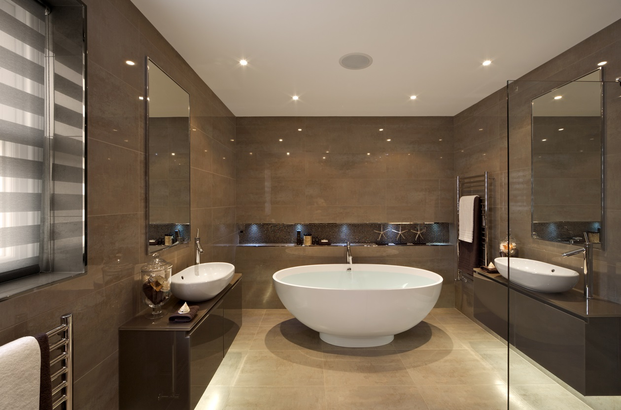 5 Luxurious Tubs To Give You Bathroom Envy