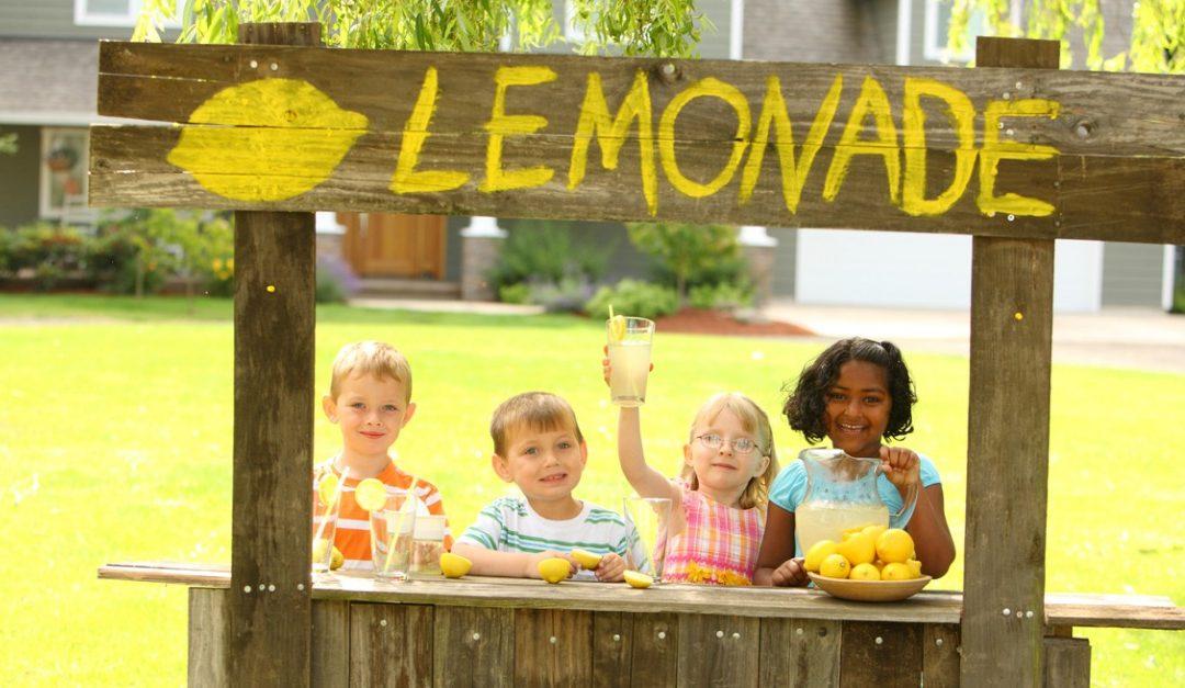 Helping Your Kids Be Entrepreneurs
