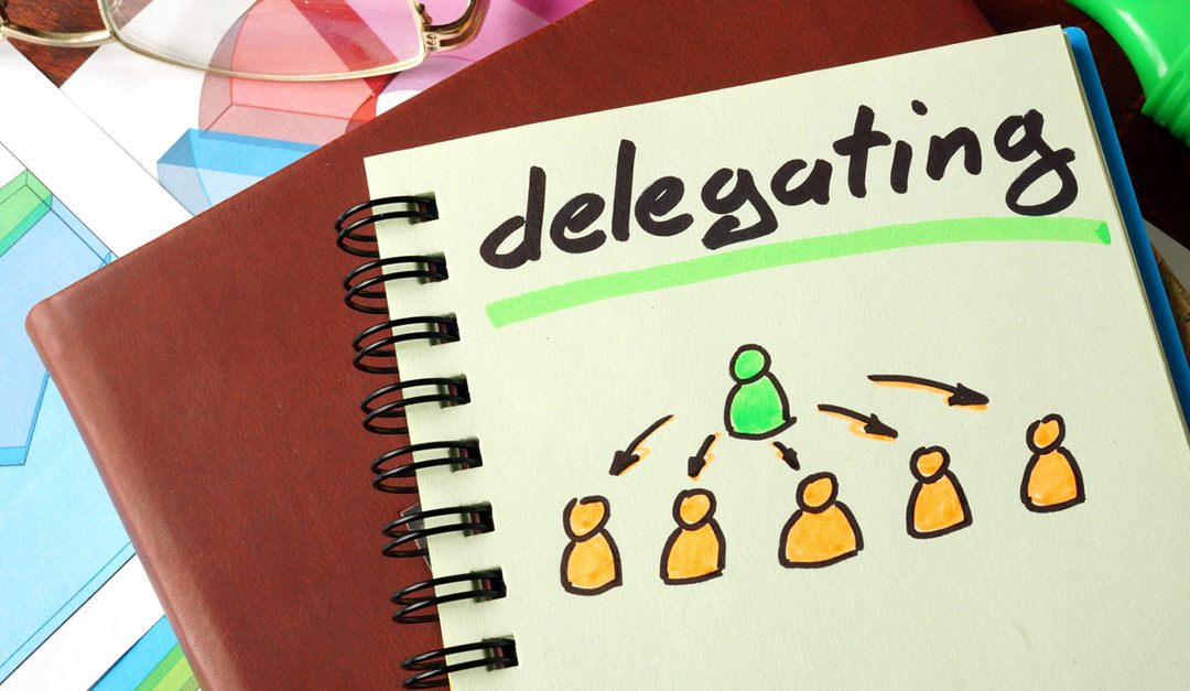 Delegating to Your Team Members
