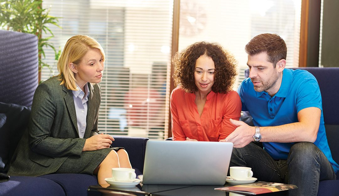 Elevate Your Sphere: Focusing on Relationships With Your Team