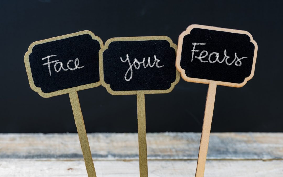 Don't Let Fear Get in Your Way