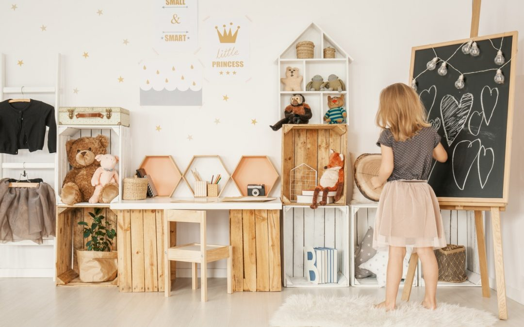How to Design the Ultimate Children's Room