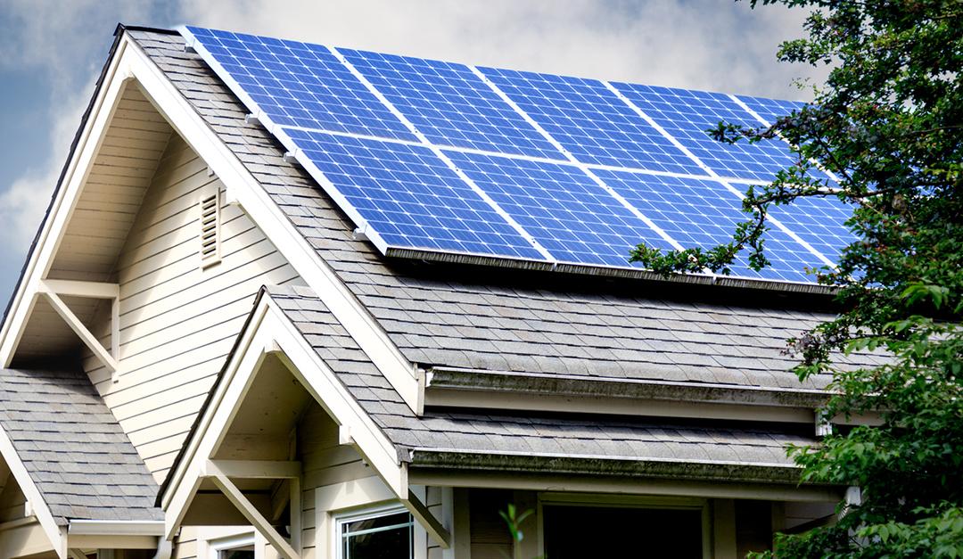 Green Homes Solar Panels Push Price Tag Up