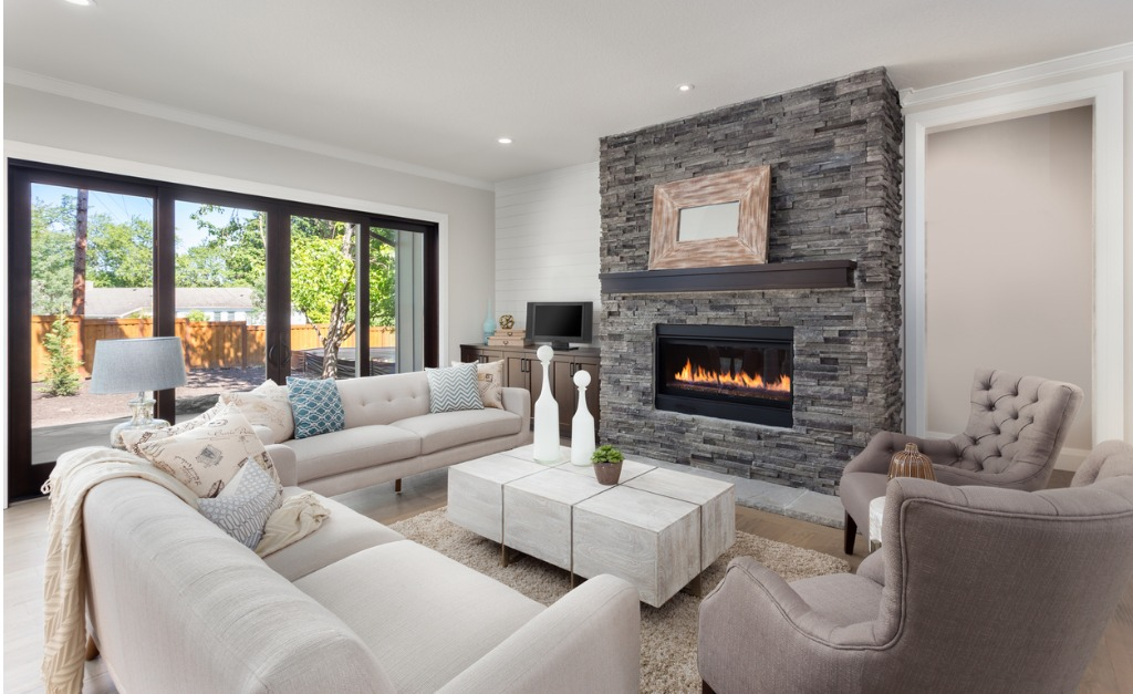 4 Features That Really Make a Living Room