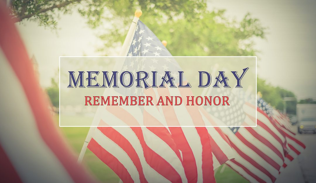 5 Ways to Honor Memorial Day