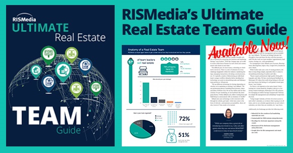 Hot Off the Press: RISMedia Releases 'Ultimate Real Estate Team Guide'