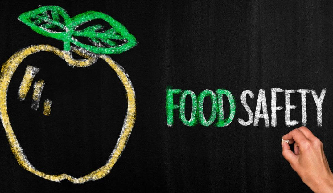 The 4 Steps to Food Safety