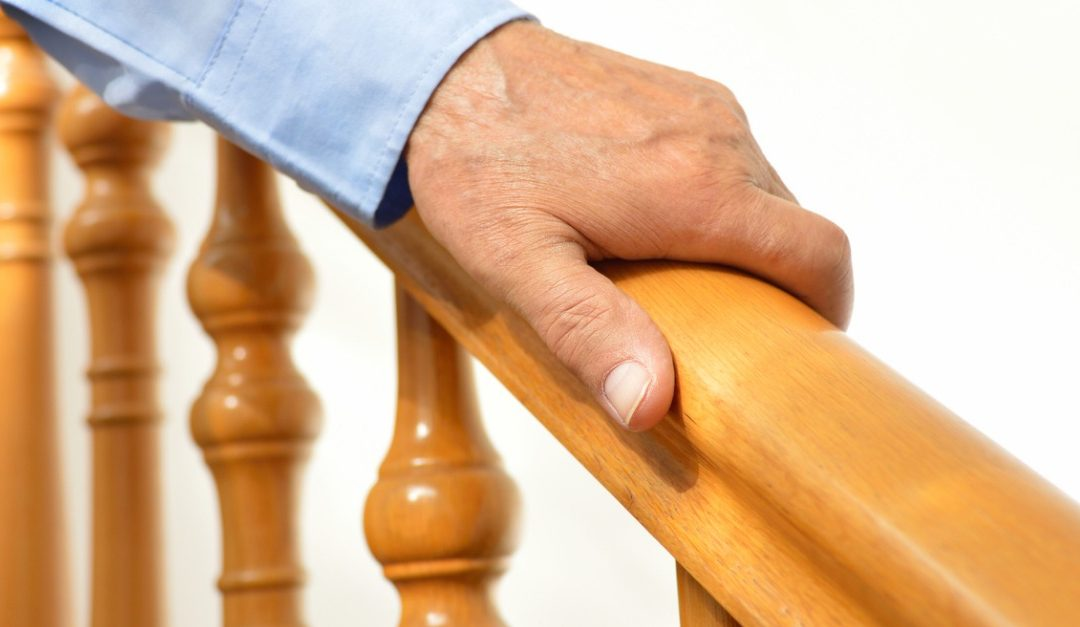 4 Things Older Adults Can Do to Prevent Falls