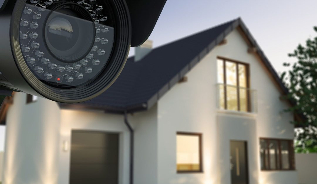 Best Places to Put Home Security Cameras
