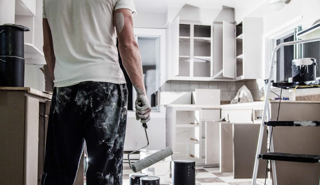 Painting Your Kitchen to Increase Your Home's Value