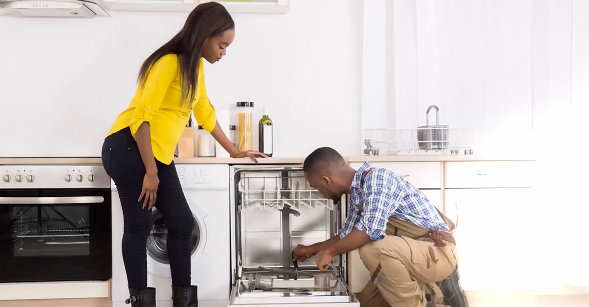 Best Ways to Handle Broken Appliances