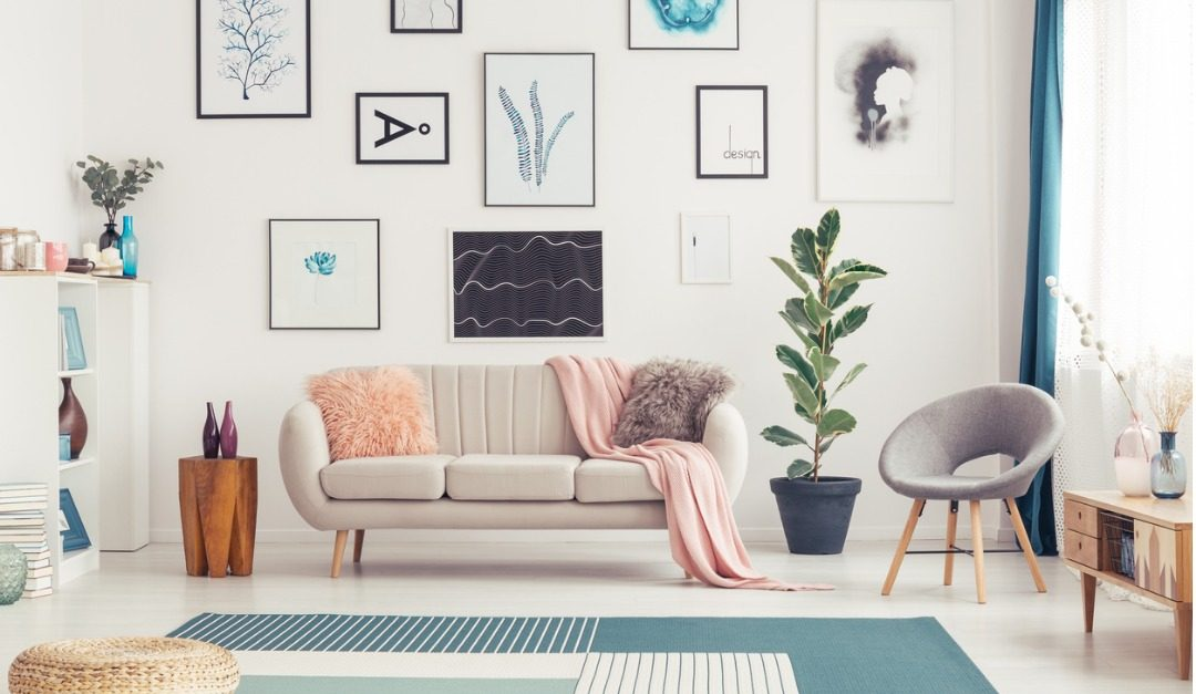 Dress Up Your Home's Decor With a Gallery Wall