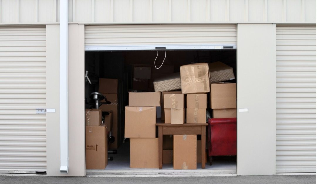 Top Tips for Packing a Storage Unit