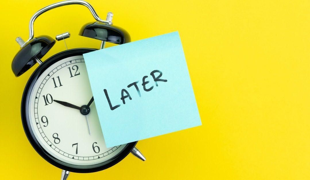 5 Ways to (Finally) Beat Procrastination