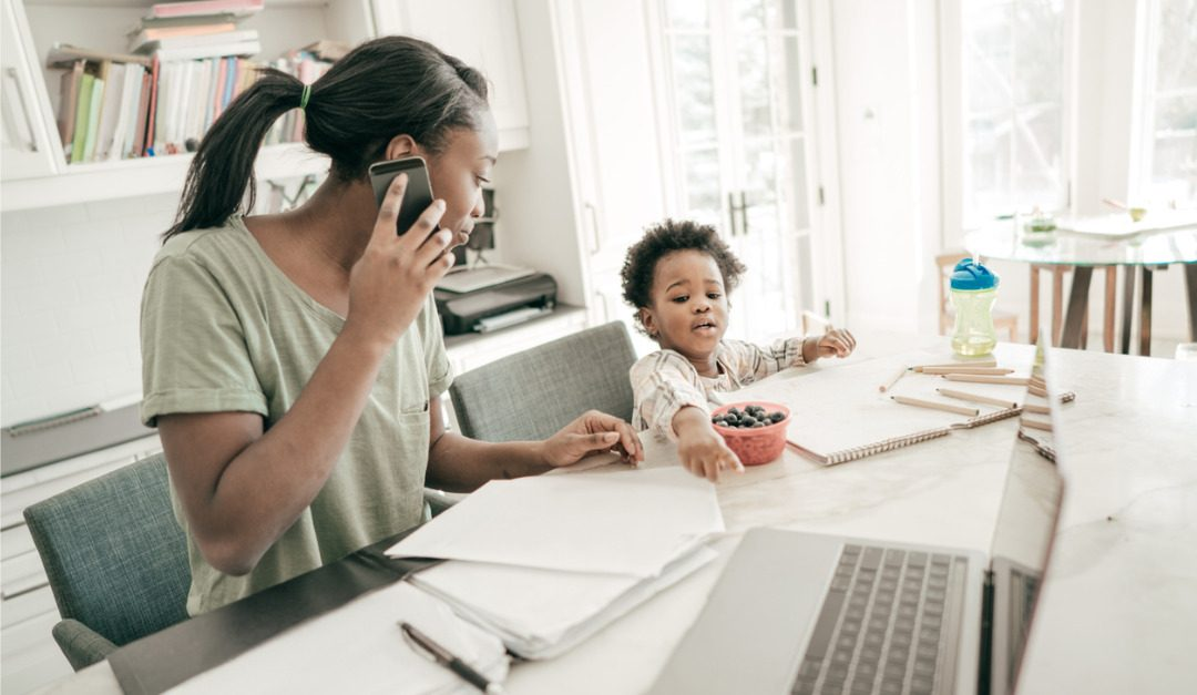How to Create a Productive Work-From-Home Environment When You Have Kids