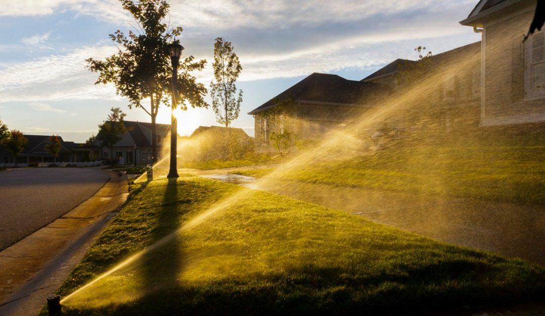 The Benefits of a Sprinkler System