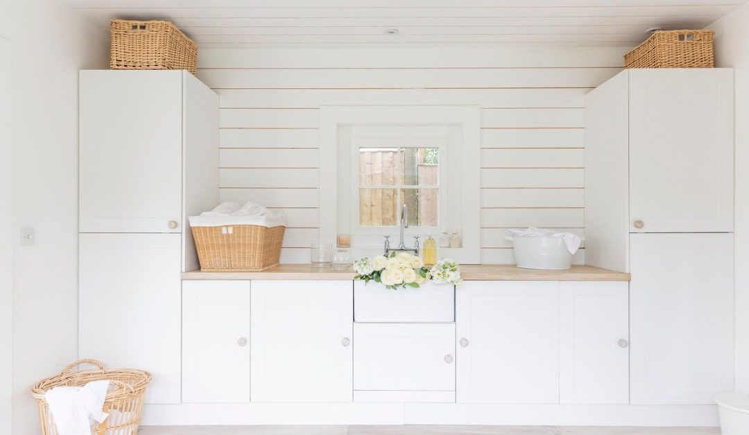 How to Maximize Space in Your Laundry Room