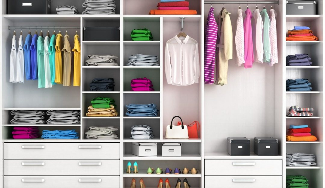 4 Practical Solutions for an Organized Closet