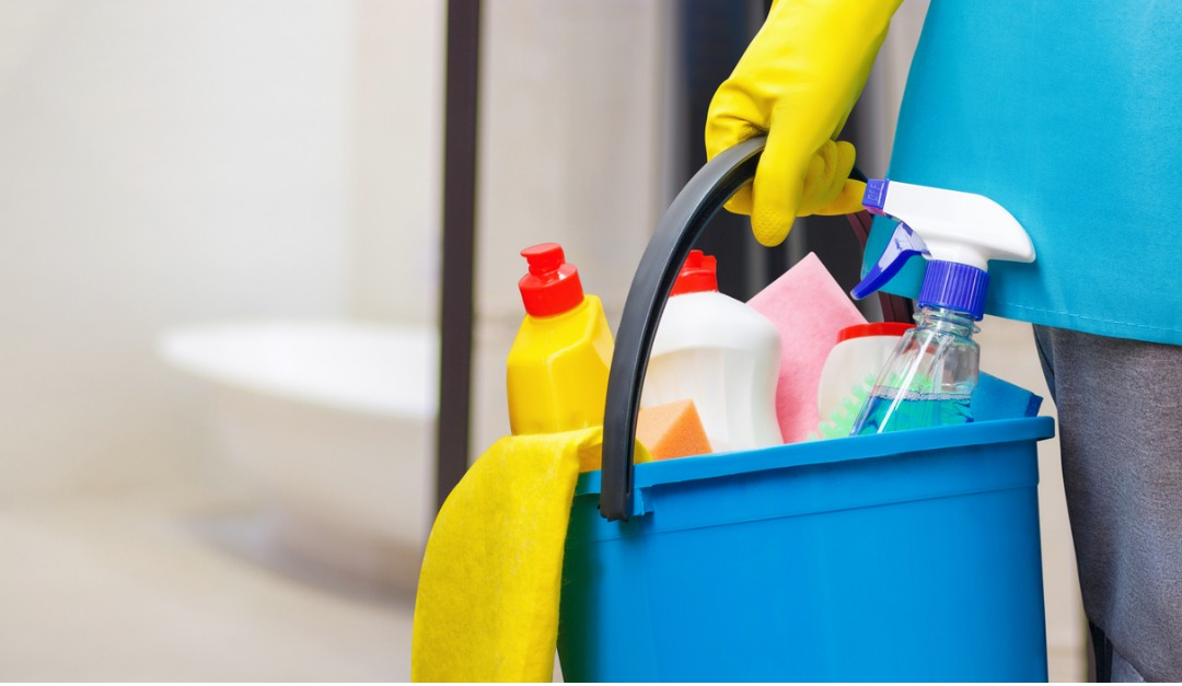 Type-A Tips for Deep Cleaning Your Home