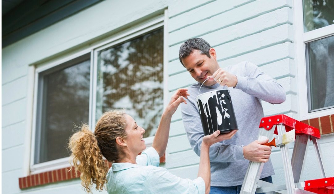Freshen Up the First Impression With Exterior Paint