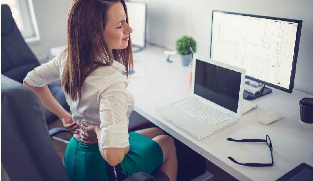 5 Ways to Avoid Sitting Too Much at Your Desk Job