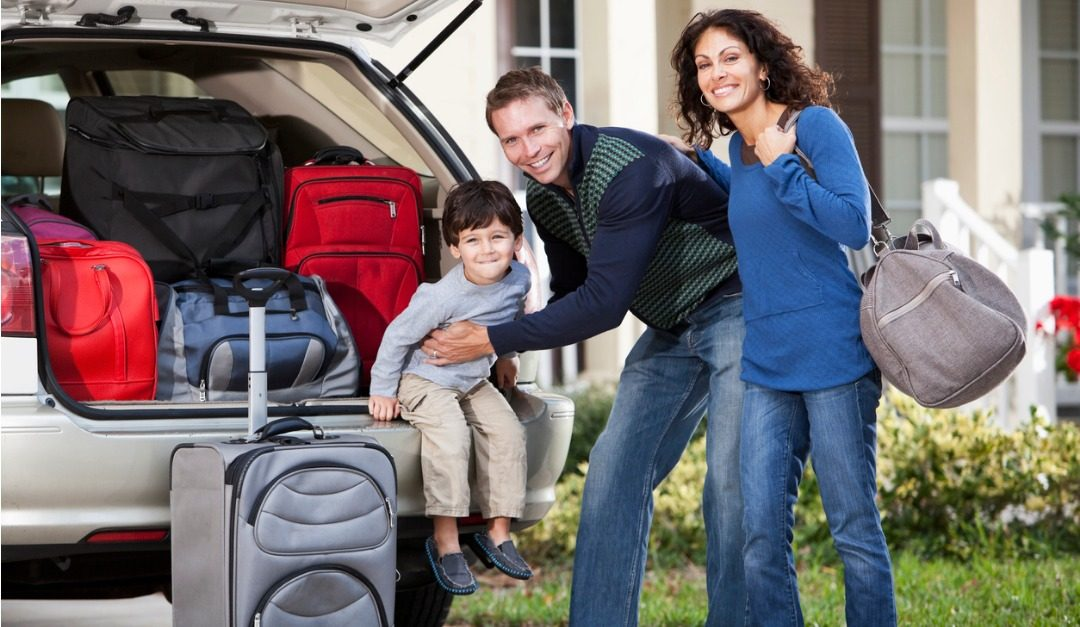 Heading out of Town? Prep Your Home for Safety